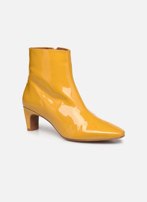 Bottines et boots Made by SARENZA Classic Mix Boots #2 Jaune vue droite