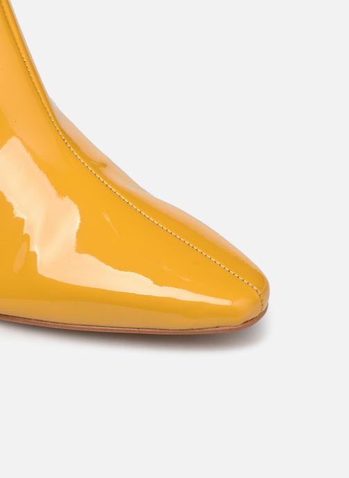 Stiefeletten & Boots Made by SARENZA Classic Mix Boots #2 gelb ansicht von hinten