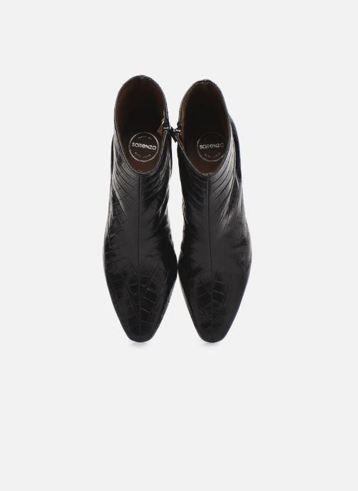 Bottines et boots Made by SARENZA Classic Mix Boots #2 Noir vue portées chaussures