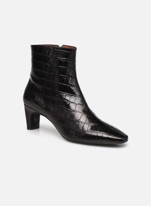 Bottines et boots Made by SARENZA Classic Mix Boots #2 Noir vue droite