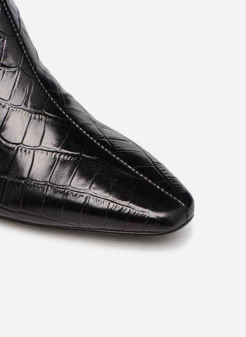 Bottines et boots Made by SARENZA Classic Mix Boots #2 Noir vue gauche