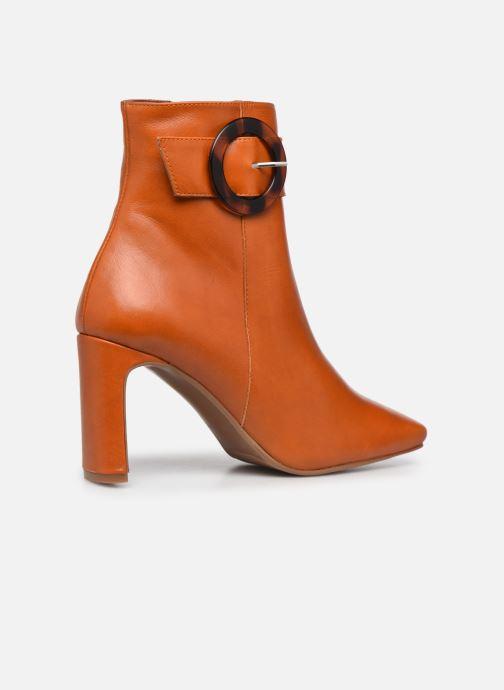 Bottines et boots Made by SARENZA Classic Mix Boots #3 Marron vue face
