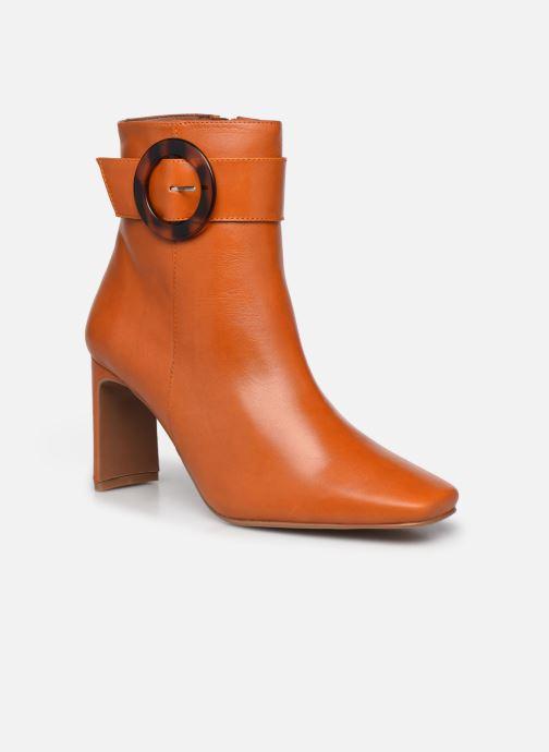 Stiefeletten & Boots Made by SARENZA Classic Mix Boots #3 braun ansicht von rechts