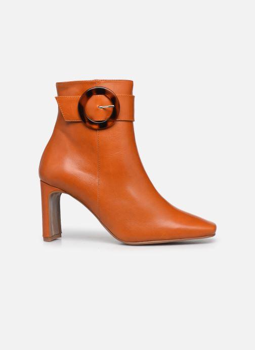 Bottines et boots Made by SARENZA Classic Mix Boots #3 Marron vue détail/paire