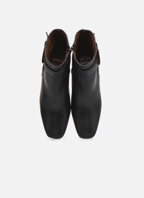 Stiefeletten & Boots Made by SARENZA Classic Mix Boots #3 schwarz schuhe getragen