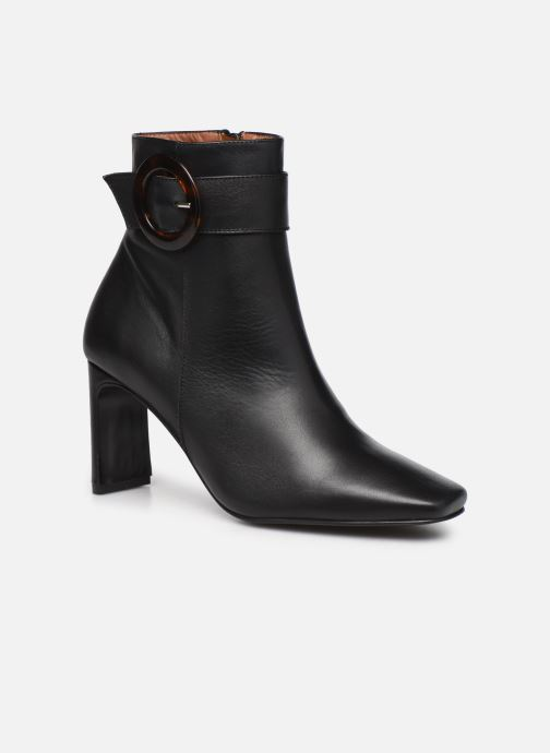 Stiefeletten & Boots Made by SARENZA Classic Mix Boots #3 schwarz ansicht von rechts