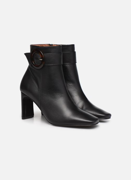 Stiefeletten & Boots Made by SARENZA Classic Mix Boots #3 schwarz ansicht von hinten