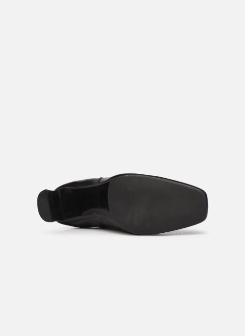 Stiefeletten & Boots Made by SARENZA Classic Mix Boots #3 schwarz ansicht von oben