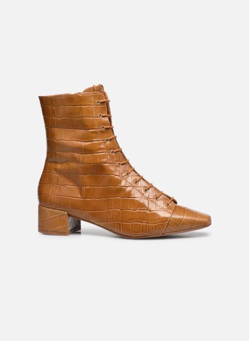Boots en enkellaarsjes Made by SARENZA Classic Mix Boots #4 Bruin detail