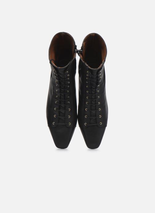 Botines  Made by SARENZA Classic Mix Boots #4 Negro vista del modelo