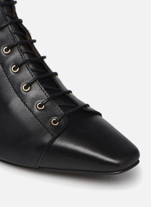 Botines  Made by SARENZA Classic Mix Boots #4 Negro vista lateral izquierda