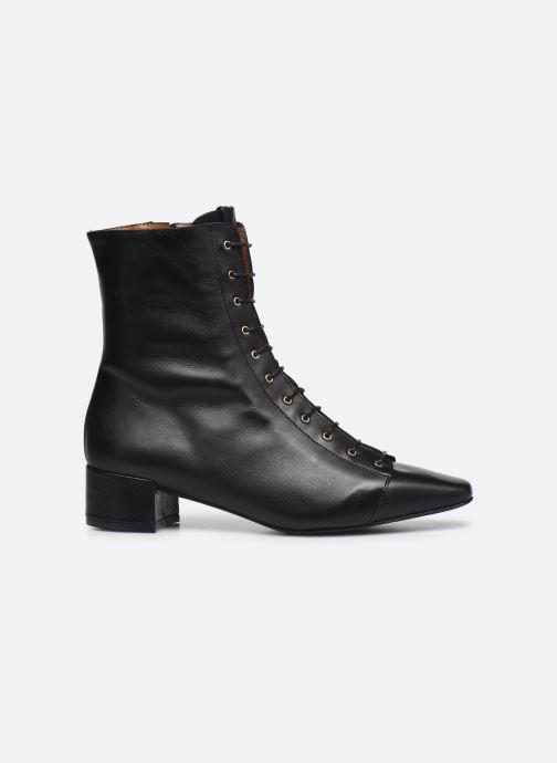 Botines  Made by SARENZA Classic Mix Boots #4 Negro vista de detalle / par