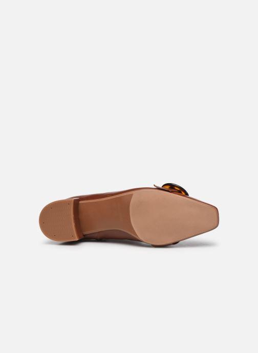 Stivaletti e tronchetti Made by SARENZA Classic Mix Boots #5 Marrone immagine dall'alto