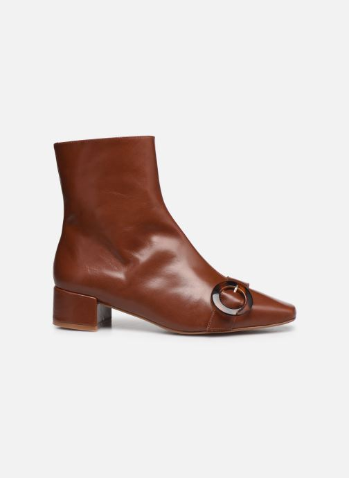 Boots en enkellaarsjes Made by SARENZA Classic Mix Boots #5 Bruin detail