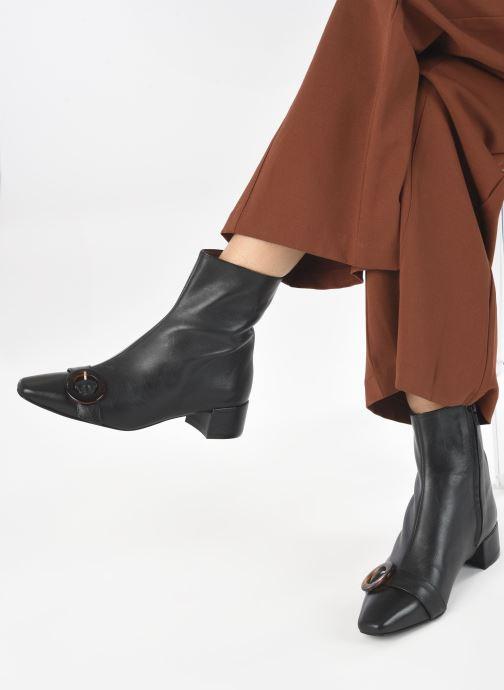 Boots en enkellaarsjes Made by SARENZA Classic Mix Boots #5 Zwart onder