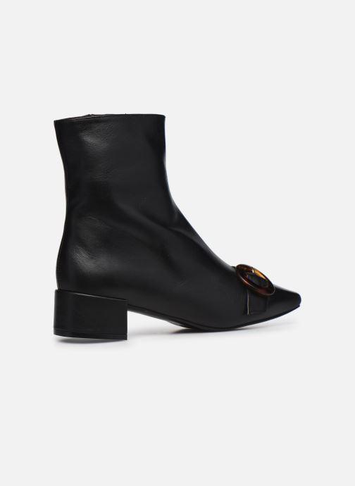 Boots en enkellaarsjes Made by SARENZA Classic Mix Boots #5 Zwart voorkant