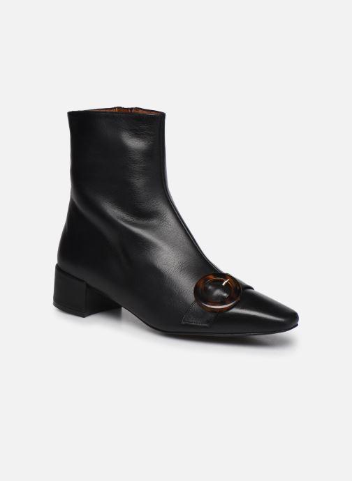 Boots en enkellaarsjes Made by SARENZA Classic Mix Boots #5 Zwart rechts