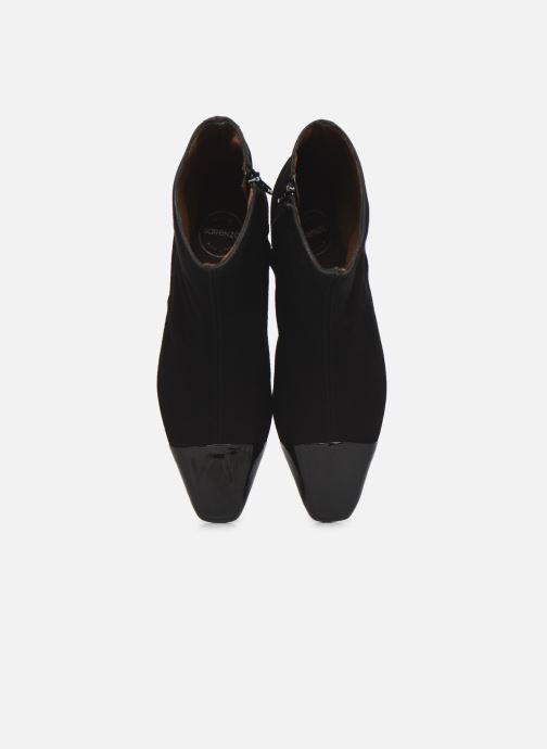 Botines  Made by SARENZA Classic Mix Boots #8 Negro vista del modelo