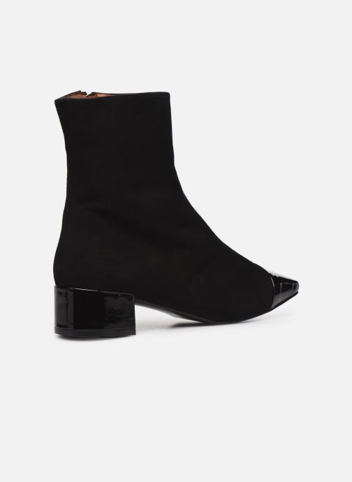 Botines  Made by SARENZA Classic Mix Boots #8 Negro vista de frente