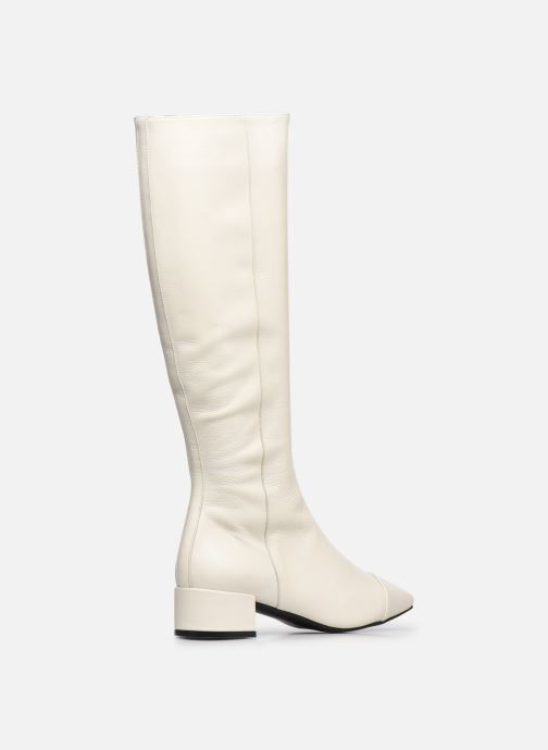Bottes Made by SARENZA Classic Mix Bottes #2 Blanc vue face