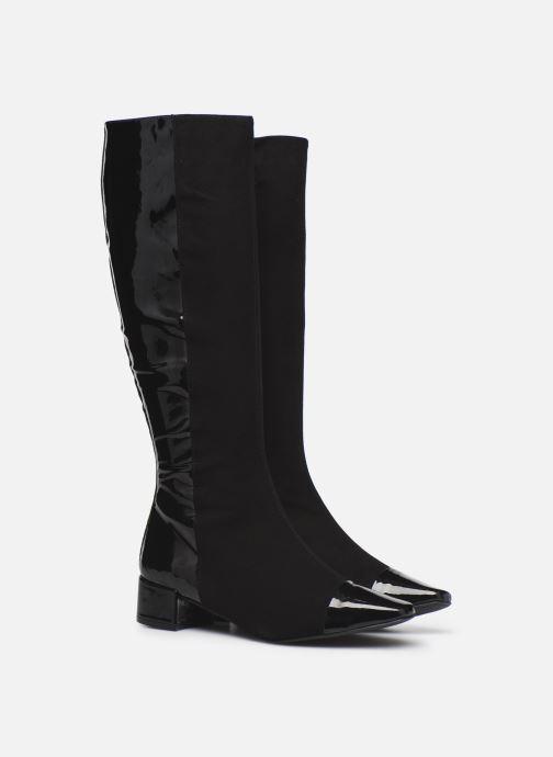 Stiefel Made by SARENZA Classic Mix Bottes #2 schwarz ansicht von hinten