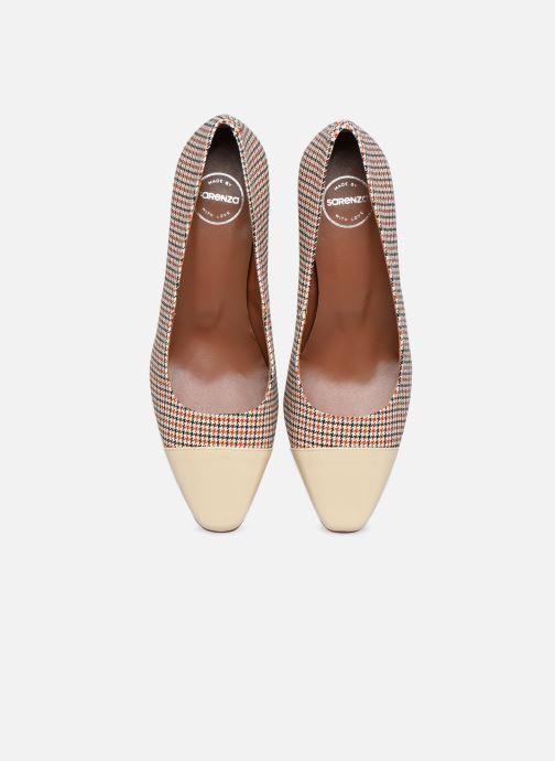 Zapatos de tacón Made by SARENZA Classic Mix Escarpins #3 Beige vista del modelo