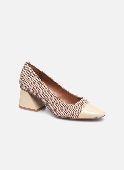 Zapatos de tacón Made by SARENZA Classic Mix Escarpins #3 Beige vista lateral derecha