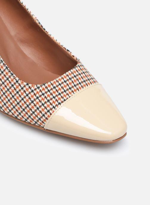 Zapatos de tacón Made by SARENZA Classic Mix Escarpins #3 Beige vista lateral izquierda