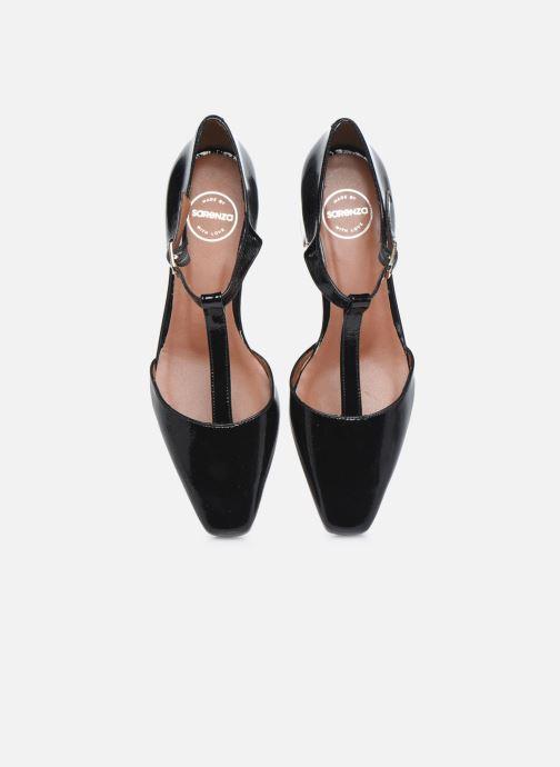 Ballerines Made by SARENZA Classic Mix Ballerines #1 Noir vue portées chaussures