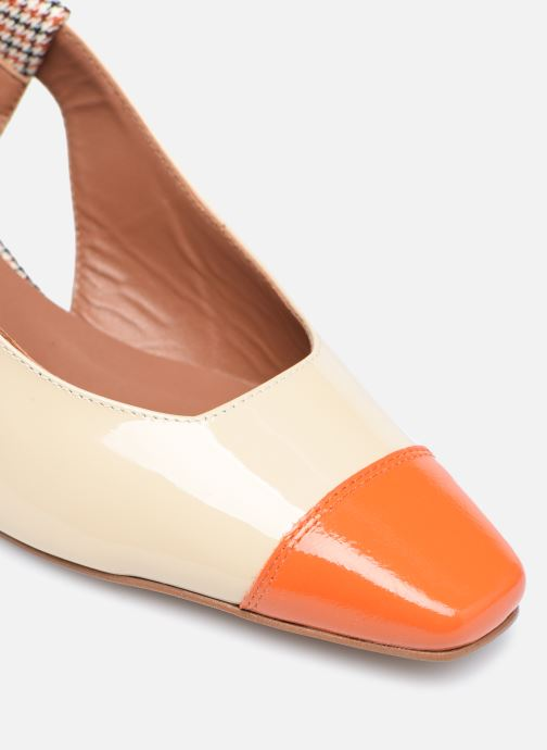 Ballerines Made by SARENZA Classic Mix Ballerines #2 Beige vue gauche