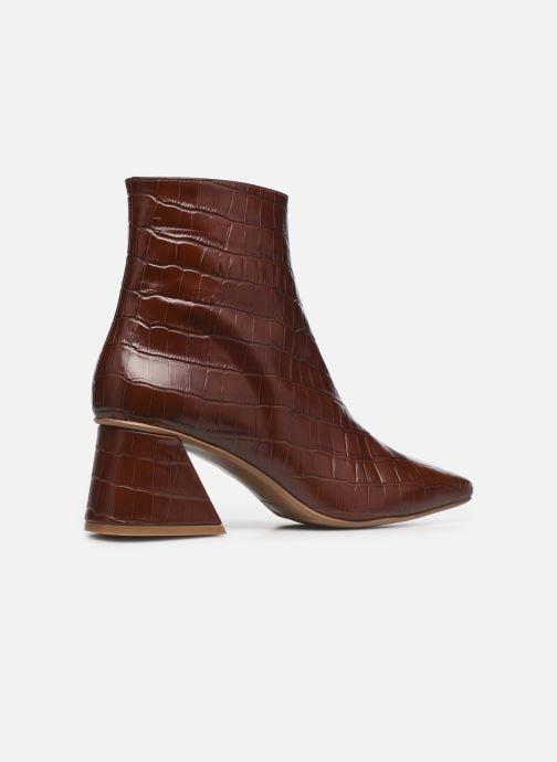 Stiefeletten & Boots Made by SARENZA Classic Mix Boots #12 braun ansicht von vorne