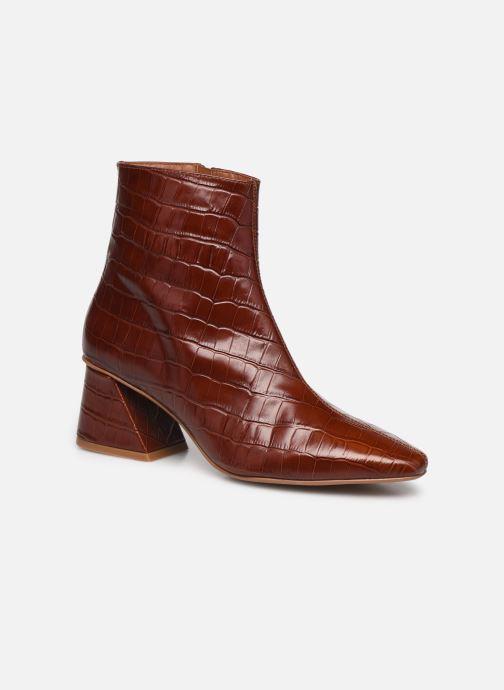 Stiefeletten & Boots Made by SARENZA Classic Mix Boots #12 braun ansicht von rechts