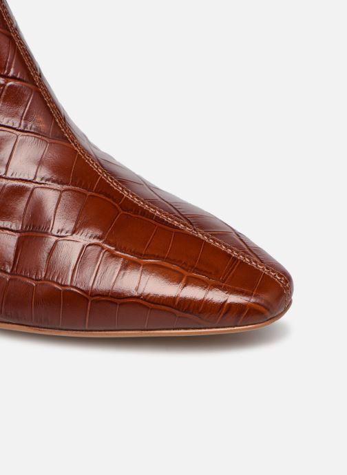 Stiefeletten & Boots Made by SARENZA Classic Mix Boots #12 braun ansicht von links