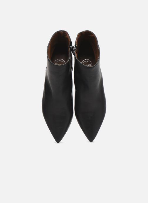 Stivaletti e tronchetti Made by SARENZA Urban Smooth Boots #1 Nero modello indossato