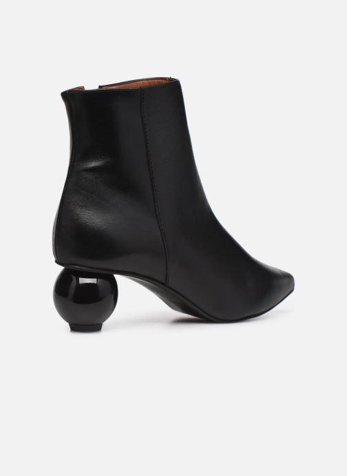 Stivaletti e tronchetti Made by SARENZA Urban Smooth Boots #1 Nero immagine frontale