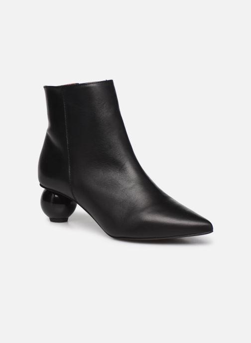 Stivaletti e tronchetti Made by SARENZA Urban Smooth Boots #1 Nero immagine destra