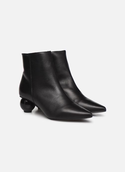 Stivaletti e tronchetti Made by SARENZA Urban Smooth Boots #1 Nero immagine sinistra