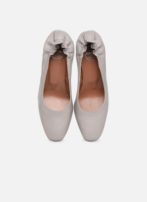 Zapatos de tacón Made by SARENZA Urban Smooth Escarpins #1 Gris vista del modelo