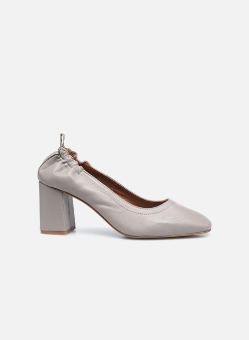 Zapatos de tacón Made by SARENZA Urban Smooth Escarpins #1 Gris vista de detalle / par