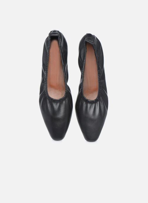 Ballerines Made by SARENZA Urban Smooth Ballerines #1 Noir vue portées chaussures