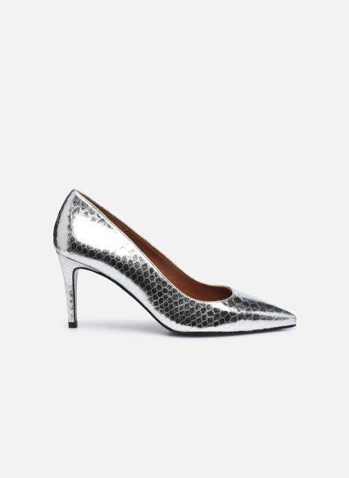 Zapatos de tacón Made by SARENZA Urban Smooth Escarpins #3 Plateado vista de detalle / par