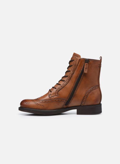 Bottines et boots Tamaris Eve Marron vue face