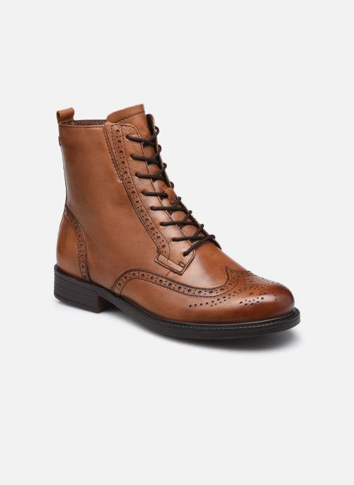 Bottines et boots Tamaris Eve Marron vue détail/paire