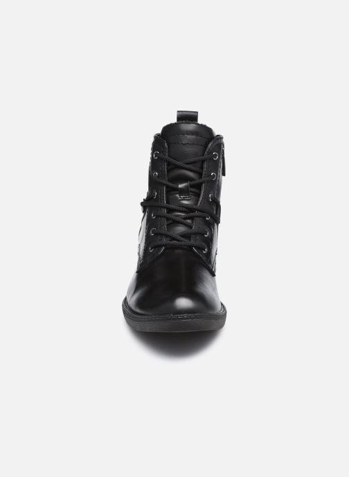 Bottines et boots Tamaris Rossa Noir vue portées chaussures