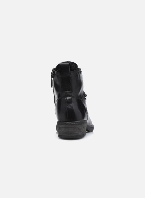 Bottines et boots Tamaris Rossa Noir vue droite