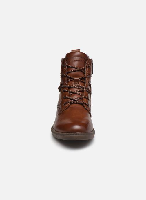 Ankelstøvler Tamaris Rossa Brun se skoene på