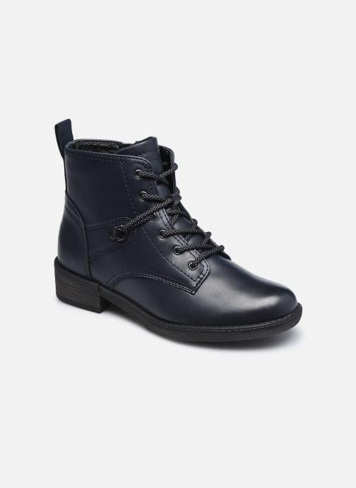 Boots en enkellaarsjes Tamaris Rossa Blauw detail