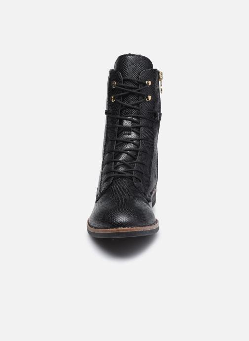 Bottines et boots Tamaris Enki Noir vue portées chaussures