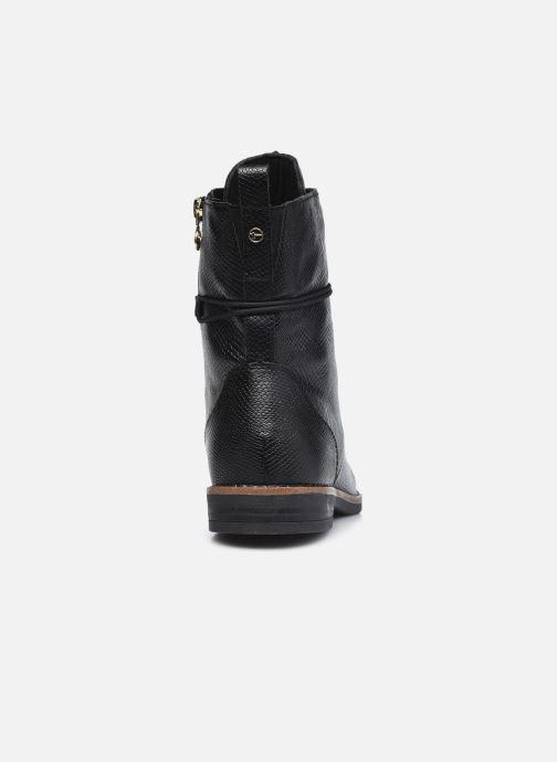 Bottines et boots Tamaris Enki Noir vue droite
