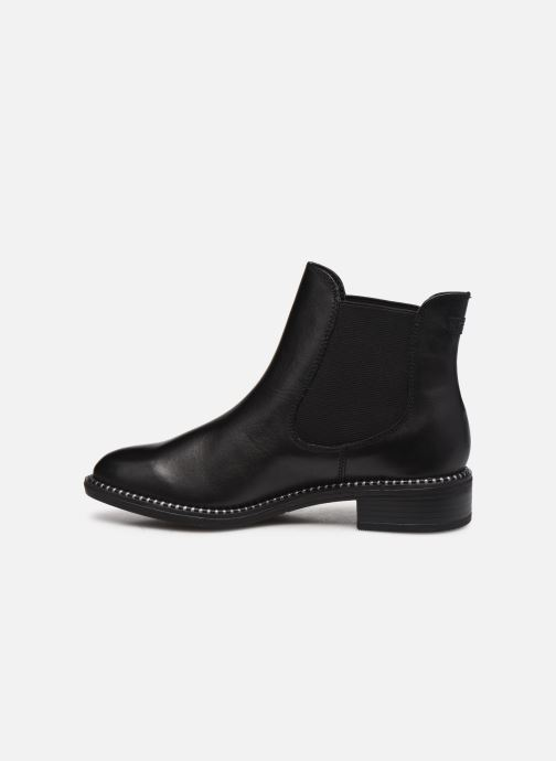 Bottines et boots Tamaris Mani Noir vue face